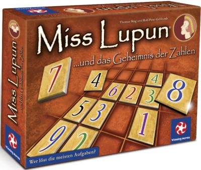 Miss Lupun…und das Geheimnis der Zahlen