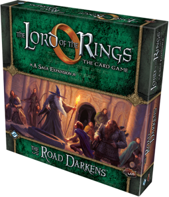 The Lord of the Rings: The Card Game - The Road Darkens