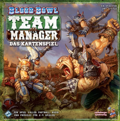 Blood Bowl: Team Manager - Das Kartenspiel