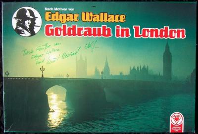 Goldraub in London