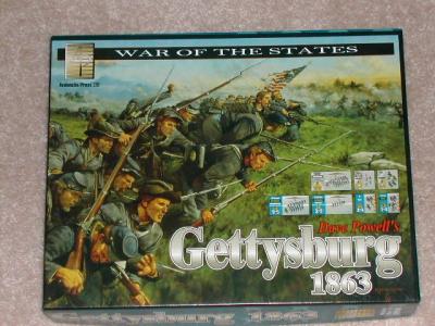 War of the States: Gettysburg, 1863