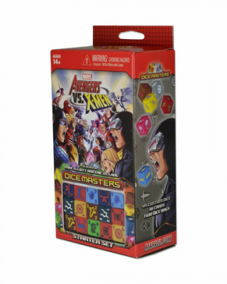 Marvel Dice Masters: Avengers vs. X-Men Booster (60)