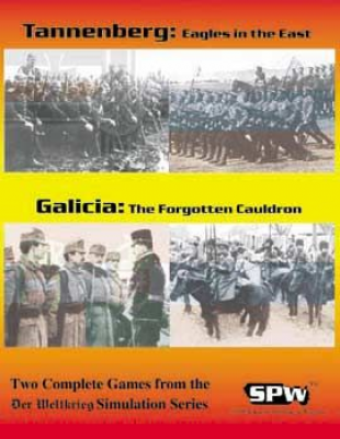Tannenberg: Eagles in the East / Galicia: The Forgotten Cauldron