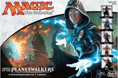 Magic: The Gathering - Arena of the Planeswalkers