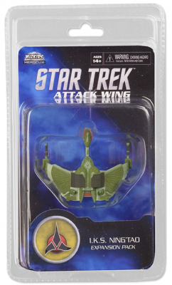 Star Trek: Attack Wing – I.K.S. Ning'Tao Klingon Expansion Pack