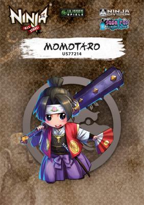 Ninja All-Stars: Momotaro