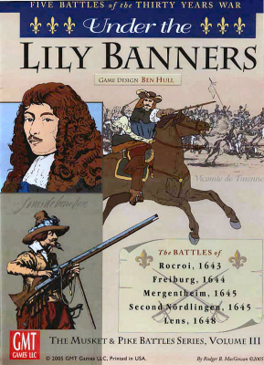 Under the Lily Banners