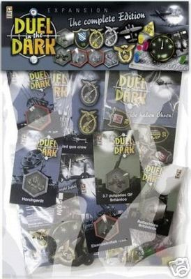Duel in the Dark: The Complete Edition - Expansion
