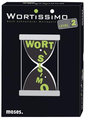 Wortissimo Level 2 - Der noch schnellere Wortsport