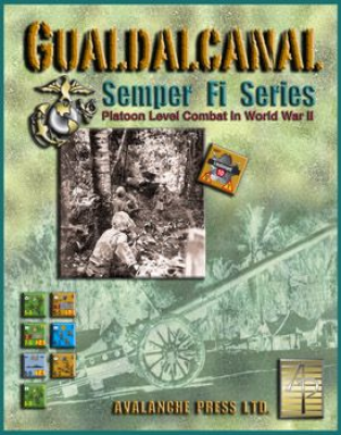 Panzer Grenadier: Semper Fi! Guadalcanal