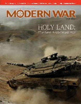 Holy Land: The Next Arab-Israeli War