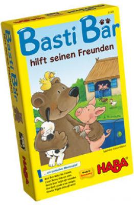 Basti Bär hilft seinen Freunden
