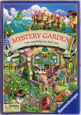 Mystery Garden