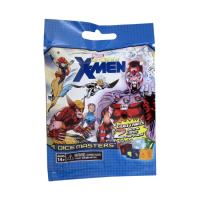 Marvel Dice Masters: Uncanny X-Men Booster