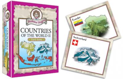 Professor Noggin's Countries of the World 2