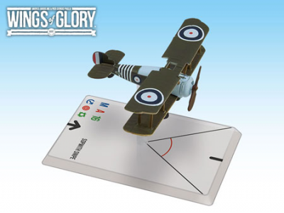 Wings of Glory: WW1 Airplane Pack - Sopwith Snipe (Barker)