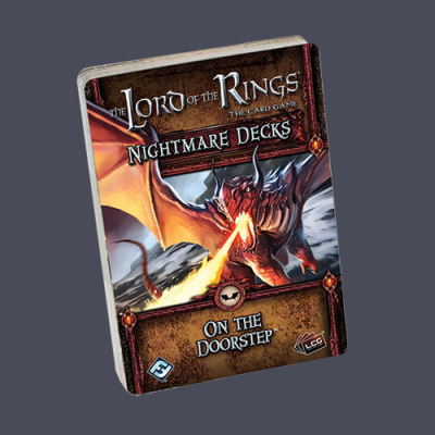 The Lord of the Rings: The Card Game – Nightmare Decks: On the Doorstep