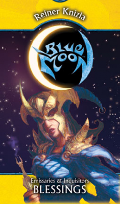 Blue Moon Expansion: Emissaries & Inquisitors; Blessings