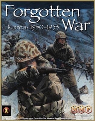 Advanced Squad Leader: Forgotten War – Korean War of 1950-1953