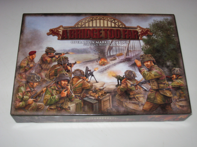 A Bridge Too Far: Operation Market Garden