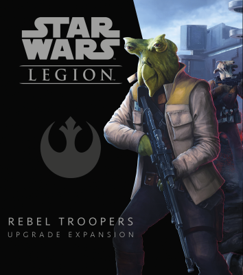 Star Wars: Legion – Rebel Troopers Upgrade Expansion