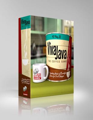 VivaJava: The Coffee Game