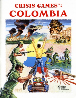 Crisis Games: Colombia