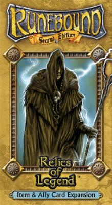Runebound: Legendäre Relikte