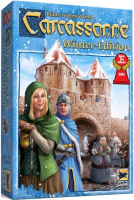 Carcassonne: WinterEdition