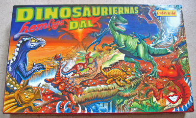 Dinosauriernas hemliga dal