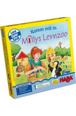 Komm mit in Millys Lernzoo