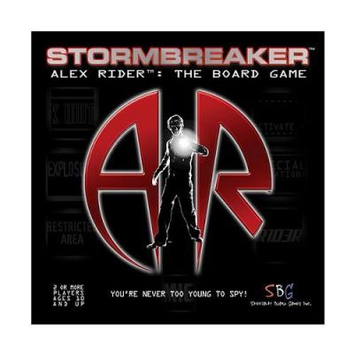 Stormbreaker Alex Rider: The Board Game