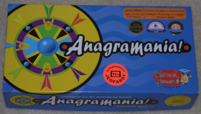 Anagramania Junior Edition
