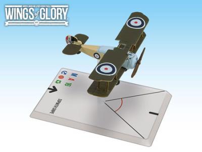 Wings of Glory: WW1 Airplane Pack - Sopwith Snipe (Kazakov)
