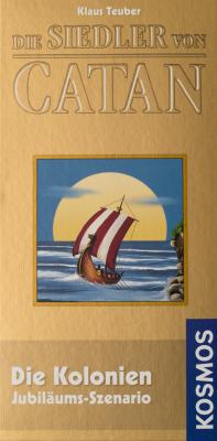 De Kolonisten van Catan: De Koloniën