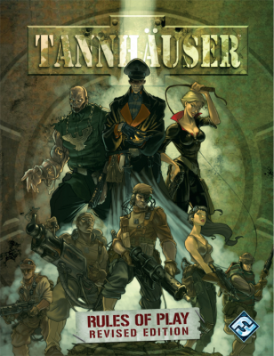 Tannhäuser Revised Edition Rulebook