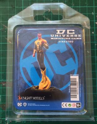 DC Universe Miniature Game: Sinestro