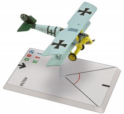 Wings of Glory: WWI - Pfalz D.III (Voss)