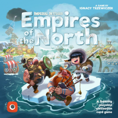 Imperial Settlers: Empires of the North