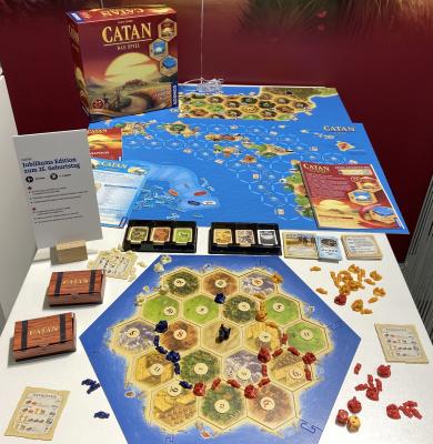 Catan: 25 Jahre Jubiläums-Edition
