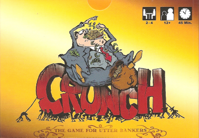 Crunch: The Game for Utter Bankers