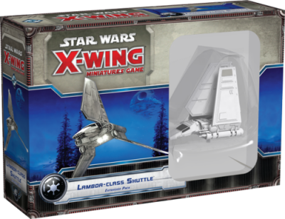 Star Wars: X-Wing Miniatures Game - Imperial Shuttle Expansion Pack