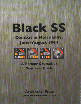 Panzer Grenadier: Black SS