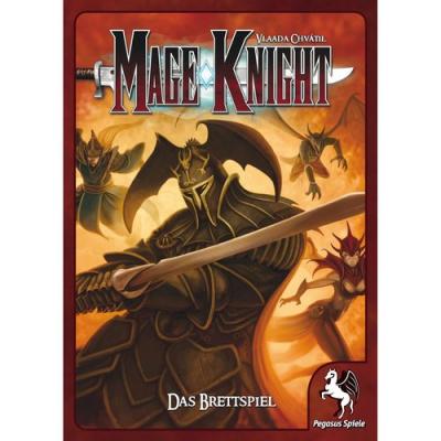 Mage Knight Brettspiel