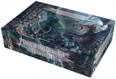 Drakar och Demoner - Brädspelet