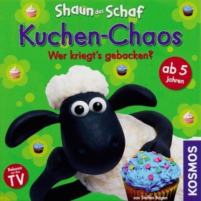 Shaun das Schaf: Kuchen-Chaos