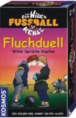 Die wilden Fussballkerle - Fluchduell