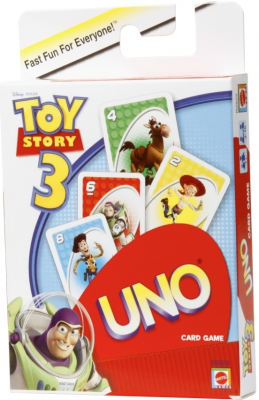 UNO: Toy Story 3
