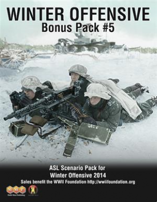 WO Bonus Pack #5: ASL Scenario Pack for Winter Offensive 2014