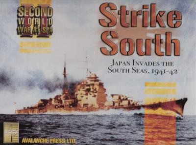 Second World War at Sea: Strike South